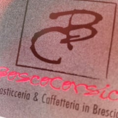 Photo taken at Pasticceria bosco Corsica by Marco A. on 11/3/2012