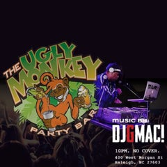 Photo taken at The Ugly Monkey Party Bar by DJ G.MAC! on 10/3/2015