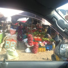 Photo taken at Kenyatta market by Christopher M. on 7/6/2013
