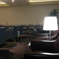 Photo taken at United Club by Kai B. on 1/17/2013