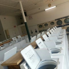 Photo taken at Campus Laundromat by Darrin W. on 9/18/2013