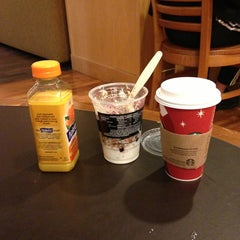 Photo taken at Starbucks by Rick M. on 1/12/2013