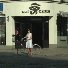 Photo taken at Osīriss by Angelina M. on 6/4/2013