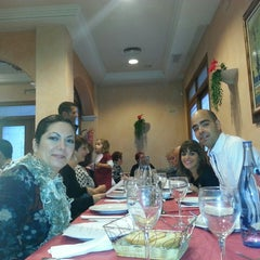 Photo taken at Sansano's by Francisco Vicente A. on 12/25/2013