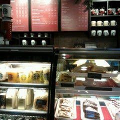 Photo taken at Starbucks Santa Elena by Christopher A. on 12/18/2012