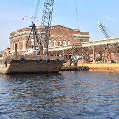 Photo taken at Fells Point by Dave on 8/30/2015