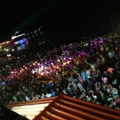 Photo taken at Full Moon Party by Amiel C. on 7/24/2013