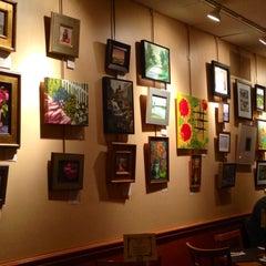 Photo taken at Cassatt's Kiwi Cafe & Gallery by Barbara A. on 2/5/2015