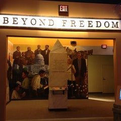 Photo taken at National Underground Railroad Freedom Center by Tammy F. on 5/3/2013