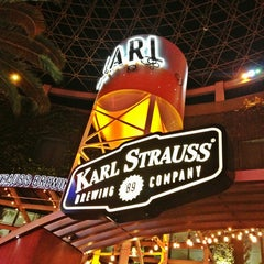 Photo taken at Karl Strauss Brewing Company by ✌Maryanne D. on 1/21/2013