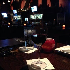 Photo taken at Bottega Wine Bar by Dica A. on 8/6/2014