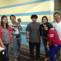 Photo taken at Super Bowling Lanes by Pilyong Brons O. on 8/8/2013