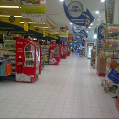 Photo taken at hypermart by ardi a. on 1/2/2014