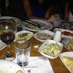 Photo taken at Hidden Wall Restaurant by Gizem E. on 6/12/2013