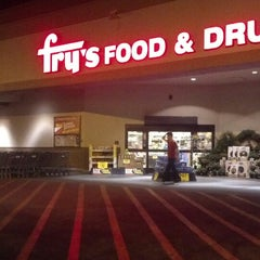 Photo taken at Fry's Food Store by Dre Q. on 4/11/2013