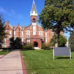 Photo taken at Drake University by Jody J. on 10/25/2013