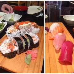 Photo taken at Sushi Avenue by Vanessa J. on 12/23/2013