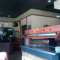 Photo taken at Pizza Hut by Jim N. on 1/27/2013