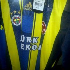 Photo taken at Fenerbahçe Spor Kulübü Todori Tesisleri by Erkan D. on 4/23/2013