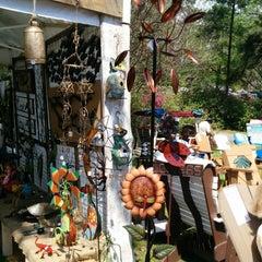 Photo taken at Flowertown Festival by Marie K. on 4/5/2014