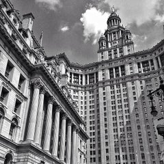 Photo taken at NYC Municipal Building by David D. on 7/20/2013