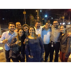 Photo taken at Quintas do Cardoso Bar by Carlos Eduardo Maia L. on 6/18/2015