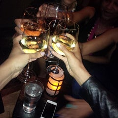 Photo taken at DOC Wine Bar by Peachy_Kee on 5/24/2013