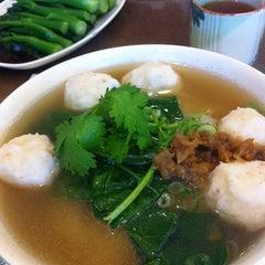 Photo taken at Kam Ho Restaurant by pauline 9. on 8/2/2014