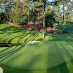 Photo taken at Augusta National Golf Club by Jose C. on 4/11/2013