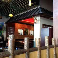 Photo taken at Little Village Noodle House by Joseph W. on 12/30/2012