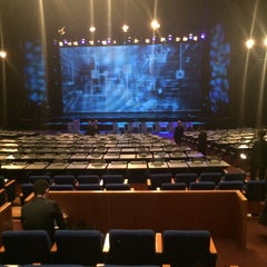 Photo taken at World Forum by Alberto Q. on 4/16/2015