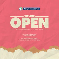 Photo taken at Teleperformance by Teleperformance P. on 9/8/2015