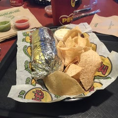 Photo taken at Moe's Southwest Grill by Sean M. on 12/29/2015