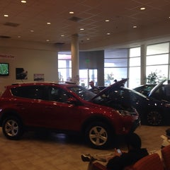 Photo taken at Toyota Carlsbad Parts and Service by Sean M. on 11/16/2013