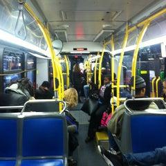 Photo taken at MTA Bus - M23 by Suree on 1/5/2013
