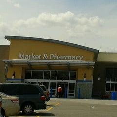 Photo taken at Walmart Supercenter by Jenn C. on 4/8/2013