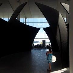 Photo taken at Terminal 1 by Matthew G. on 7/24/2013