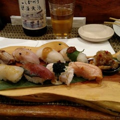 Photo taken at Sushi You by David C. on 6/6/2015