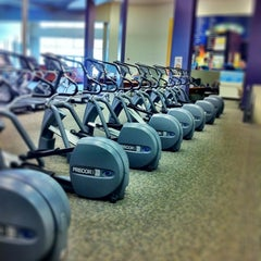 Photo taken at LA Fitness by Michael P. on 10/5/2012
