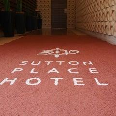 Photo taken at 上野 サットンプレイスホテル (Ueno Sutton Place Hotel) by Eric C. on 4/9/2013