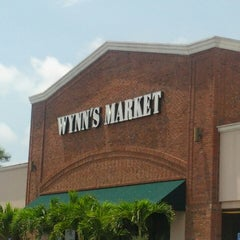Photo taken at Wynn's Market by Jodie W. on 4/11/2013