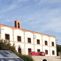 Photo taken at Bodega Matarromera by Jose Esteban M. on 11/10/2013