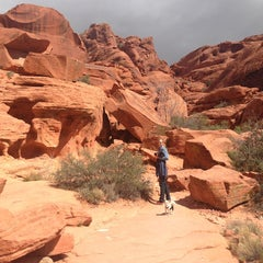 Photo taken at Red Rock Canyon National Conservation Area by Kira R. on 4/18/2013