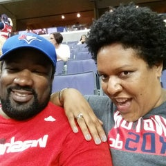 Photo taken at Washington Wizards by David R. on 5/15/2015