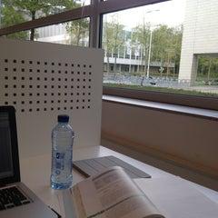 Photo taken at Tilburg University Library by Tim L. on 5/12/2013