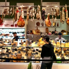 Photo taken at Eataly NYC by Carlee P. on 4/24/2013