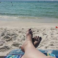 Photo taken at Panama City Beach, FL by Paula R. on 10/10/2015