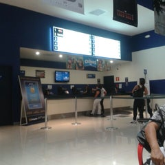 Photo taken at Cinépolis Portales by Hugo S. on 4/11/2013