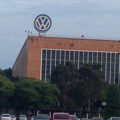 Photo taken at Volkswagen do Brasil by Odete L. on 11/11/2014