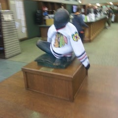 Photo taken at Highland Park Public Library by Eva N. on 6/29/2013